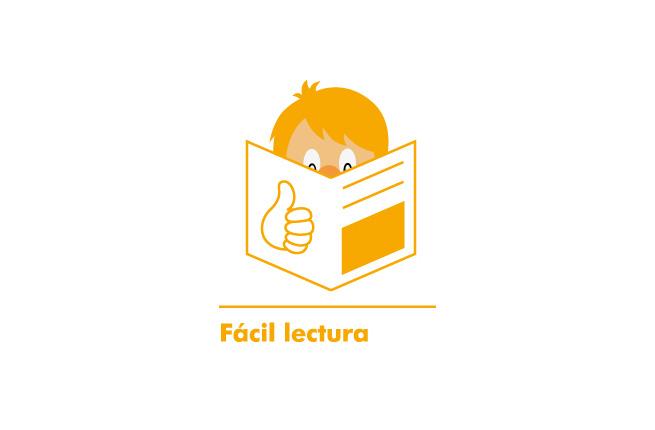 Logotipo que indica a presenza de pictogramas de fácil lectura