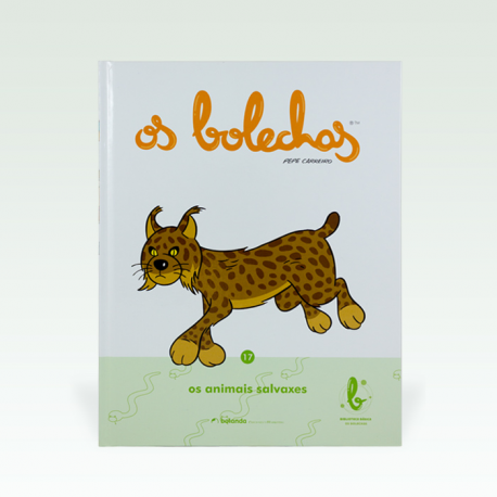 17. Os animais salvaxes (Biblioteca básica Os Bolechas)