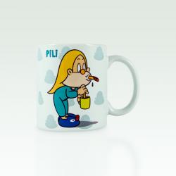 A taza de Pili