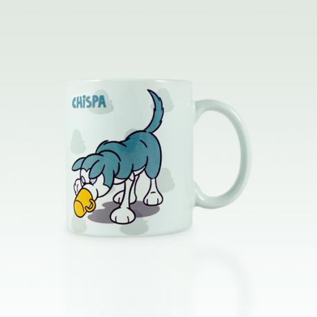 A taza de Chispa