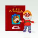 O libro de Braulio + peluche