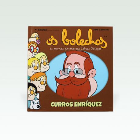 Curros Enríquez - As miñas primeiras Letras Galegas