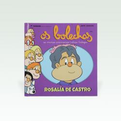 Rosalía de Castro - As miñas primeiras Letras Galegas