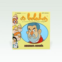 Manuel María - As miñas primeiras Letras Galegas