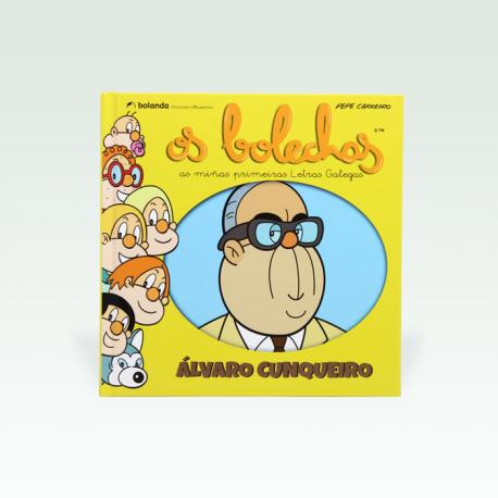 Álvaro Cunqueiro - As miñas primeiras Letras Galegas