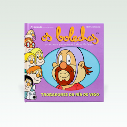 Trobadores da Ría de Vigo - As miñas primeiras Letras Galegas