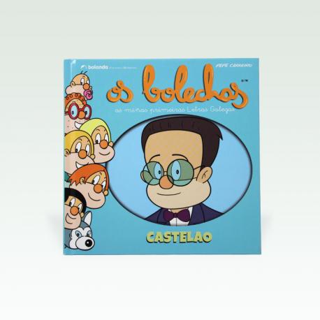 Castelao - As miñas primeiras Letras Galegas
