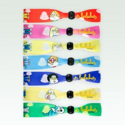 Colección de pulseiras